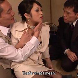 Asian bitch Kurosawa getting fucked