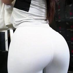 Booty Keisha Grey Gets Fucked At The Gym