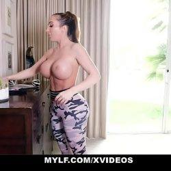 MYLF – Thick Mature Milf (Richelle Ryan) Has Hard Rough Sex With Her Stepson