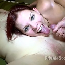 Susan's First Threesome